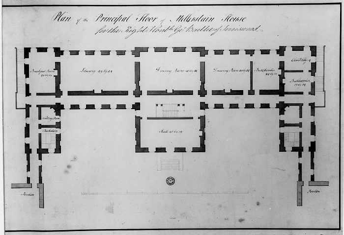 Image Result For House Plan Georgian